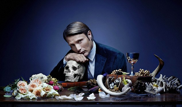 What do Hannibal and law and Order have in common? Scorpio of course