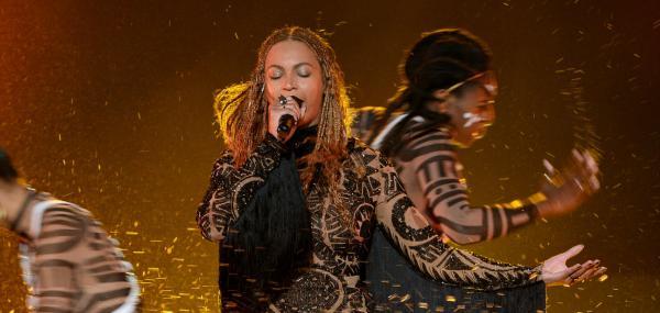 Quick post: Beyoncé BET Awards review