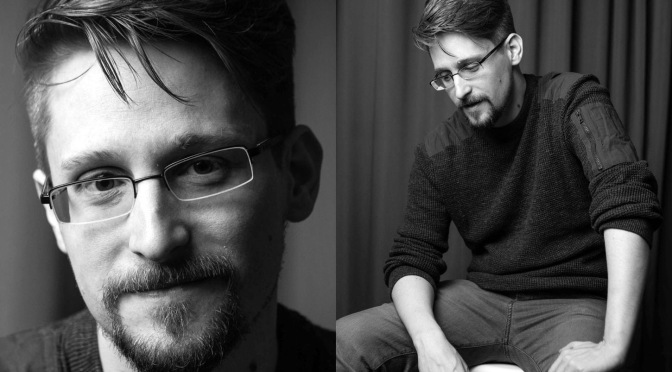 Edward Snowden: The justice of coherence